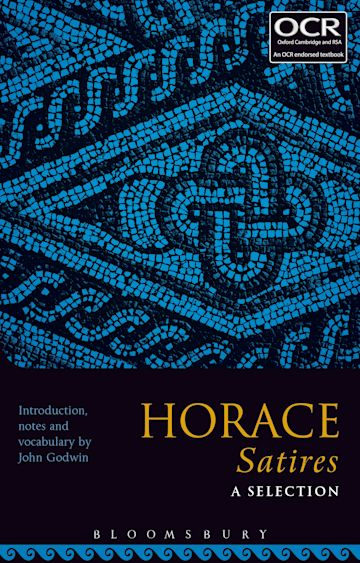 Horace Satires: A Selection cover