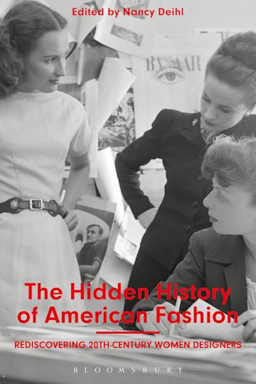 The Hidden History of American Fashion cover