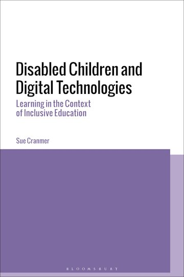 Disabled Children and Digital Technologies cover