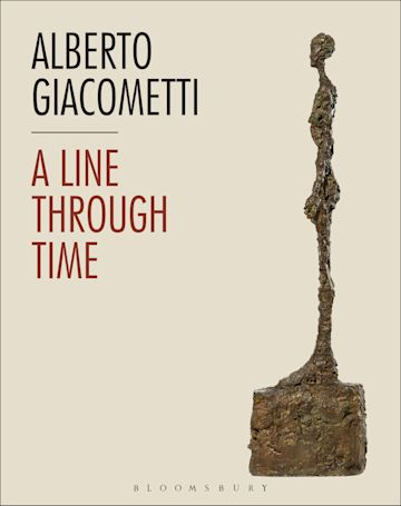 Alberto Giacometti cover