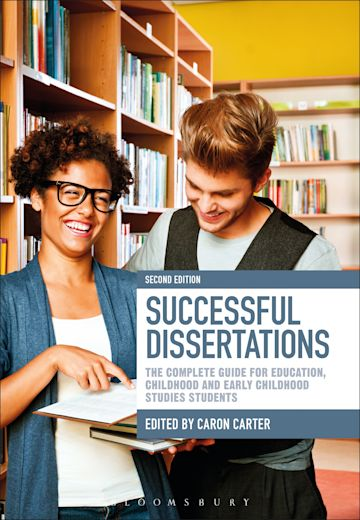 Successful Dissertations cover