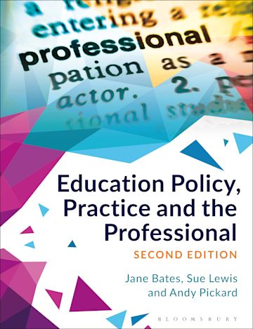 Education Policy, Practice and the Professional cover