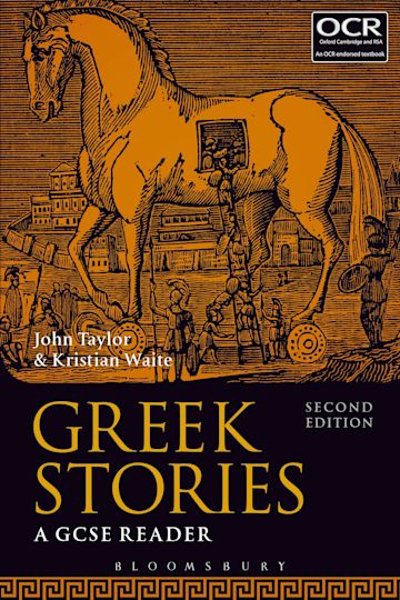Greek Stories cover