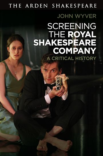 Screening the Royal Shakespeare Company cover