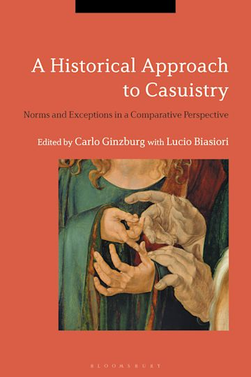A Historical Approach to Casuistry cover