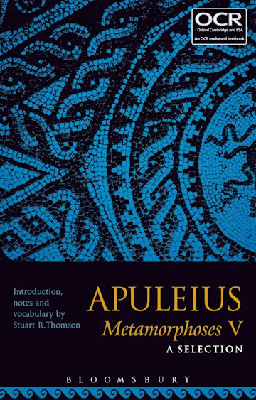 Apuleius Metamorphoses V: A Selection cover