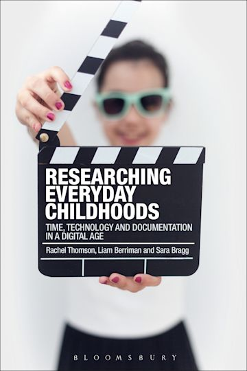 Researching Everyday Childhoods cover