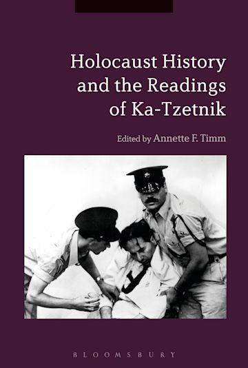 Holocaust History and the Readings of Ka-Tzetnik cover