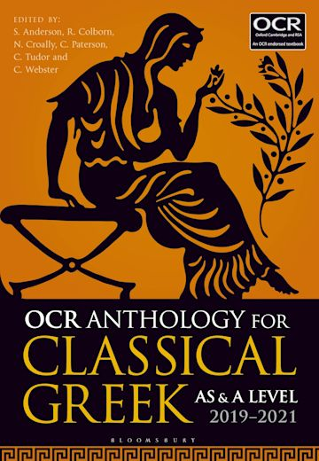OCR Anthology for Classical Greek AS and A Level: 2019–21 cover