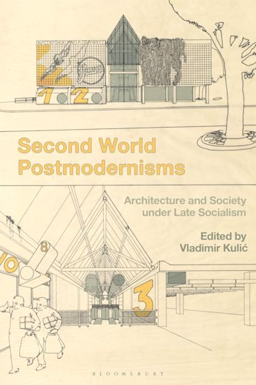 Second World Postmodernisms cover