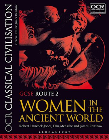 OCR Classical Civilisation GCSE Route 2 cover