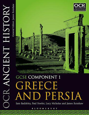 OCR Ancient History GCSE Component 1 cover