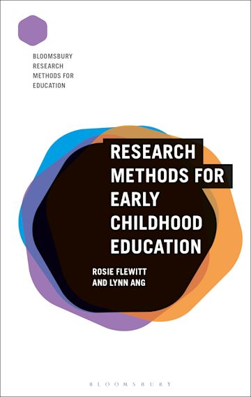 Research Methods for Early Childhood Education cover