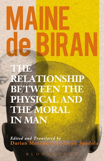 The Relationship between the Physical and the Moral in Man cover