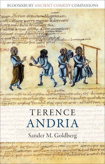 Terence: Andria cover