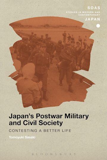 Japan's Postwar Military and Civil Society cover