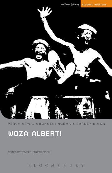 Woza Albert! cover