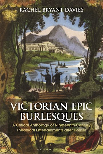 Victorian Epic Burlesques cover