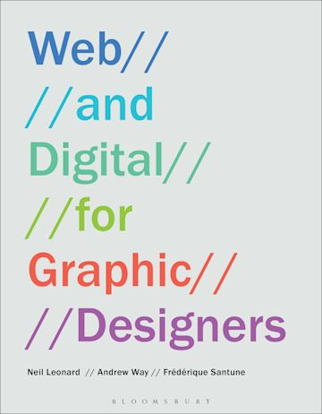 Web and Digital for Graphic Designers cover