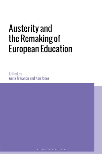 Austerity and the Remaking of European Education cover