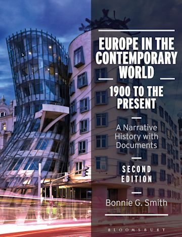 Europe in the Contemporary World: 1900 to the Present cover