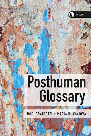 Posthuman Glossary cover