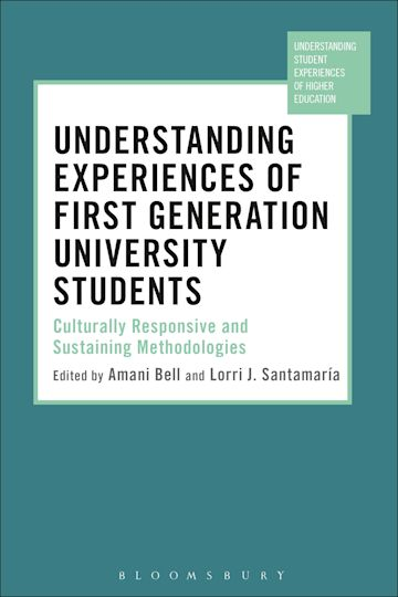 Understanding Experiences of First Generation University Students cover