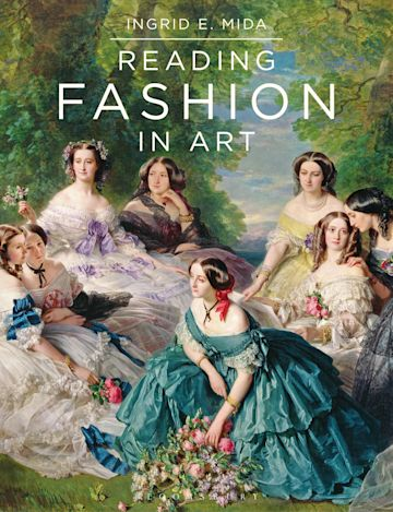 Reading Fashion in Art cover