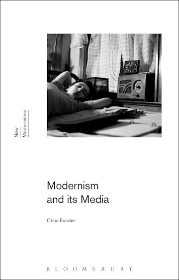 Modernism and Its Media cover