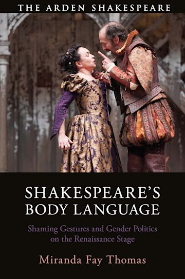 Shakespeare's Body Language cover
