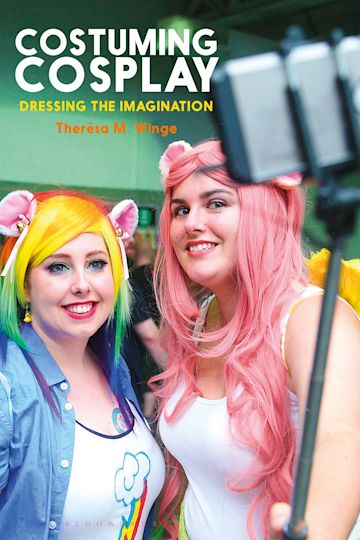 Costuming Cosplay cover