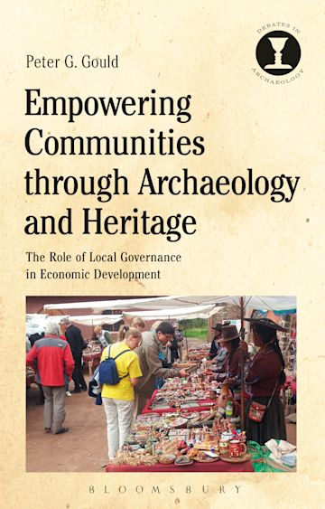 Empowering Communities through Archaeology and Heritage cover