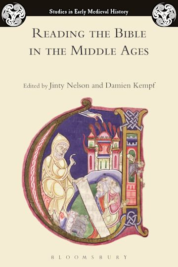 Reading the Bible in the Middle Ages cover