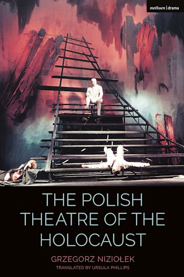 The Polish Theatre of the Holocaust cover