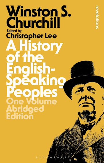 A History of the English-Speaking Peoples: One Volume Abridged Edition cover