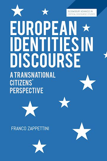 European Identities in Discourse cover