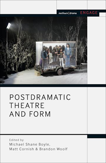 Postdramatic Theatre and Form cover