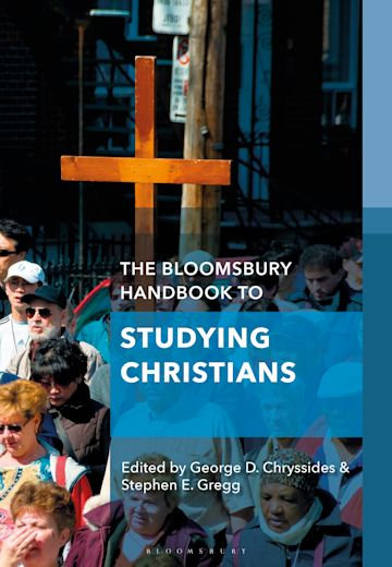 The Bloomsbury Handbook to Studying Christians cover