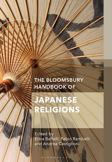 The Bloomsbury Handbook of Japanese Religions cover