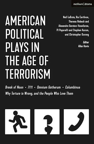 American Political Plays in the Age of Terrorism cover