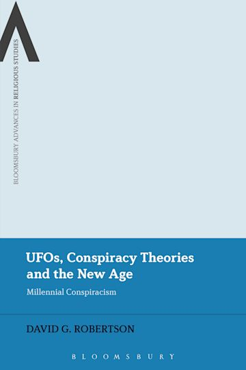 UFOs, Conspiracy Theories and the New Age cover