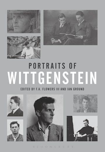 Portraits of Wittgenstein cover