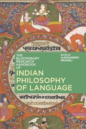 The Bloomsbury Research Handbook of Indian Philosophy of Language cover
