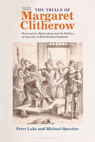 The Trials of Margaret Clitherow cover