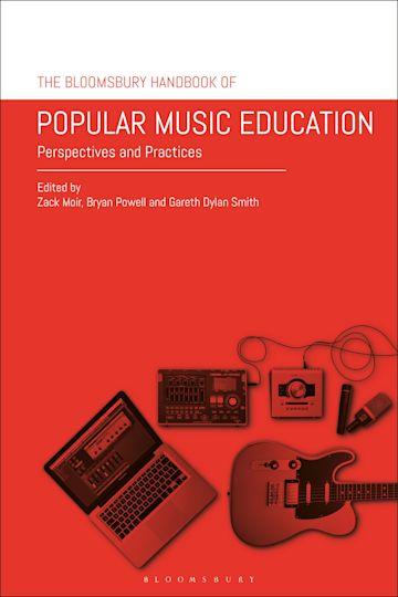 The Bloomsbury Handbook of Popular Music Education cover