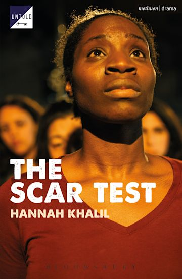 The Scar Test cover