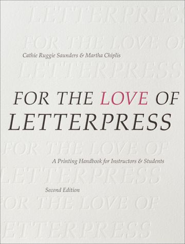 For the Love of Letterpress cover