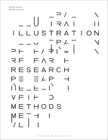 Illustration Research Methods cover