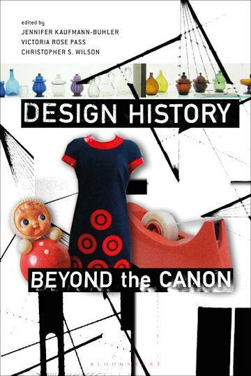 Design History Beyond the Canon cover