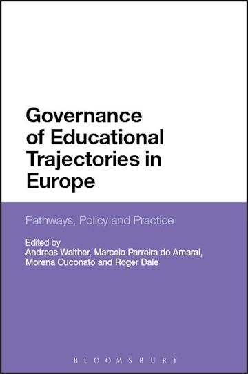 Governance of Educational Trajectories in Europe cover